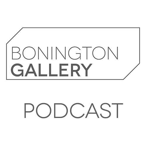 Bonington Gallery Podcast Logo